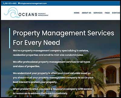 oceans management
